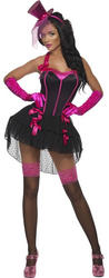 View Item Fever Bow Burlesque Dancer Costume