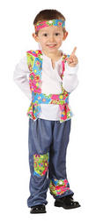 View Item Hippy Boy Toddler Costume