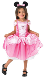 View Item Girls' Disney Minnie Mouse Ballerina Costume