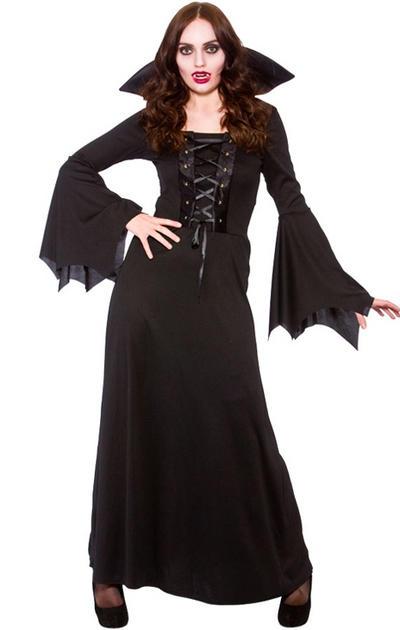 Dark Vampires Ladies Costume