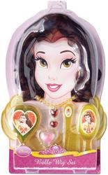 View Item Girls' Disney Princess Belle Wig & Set