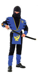 View Item Boys' Ninja Assassin costume