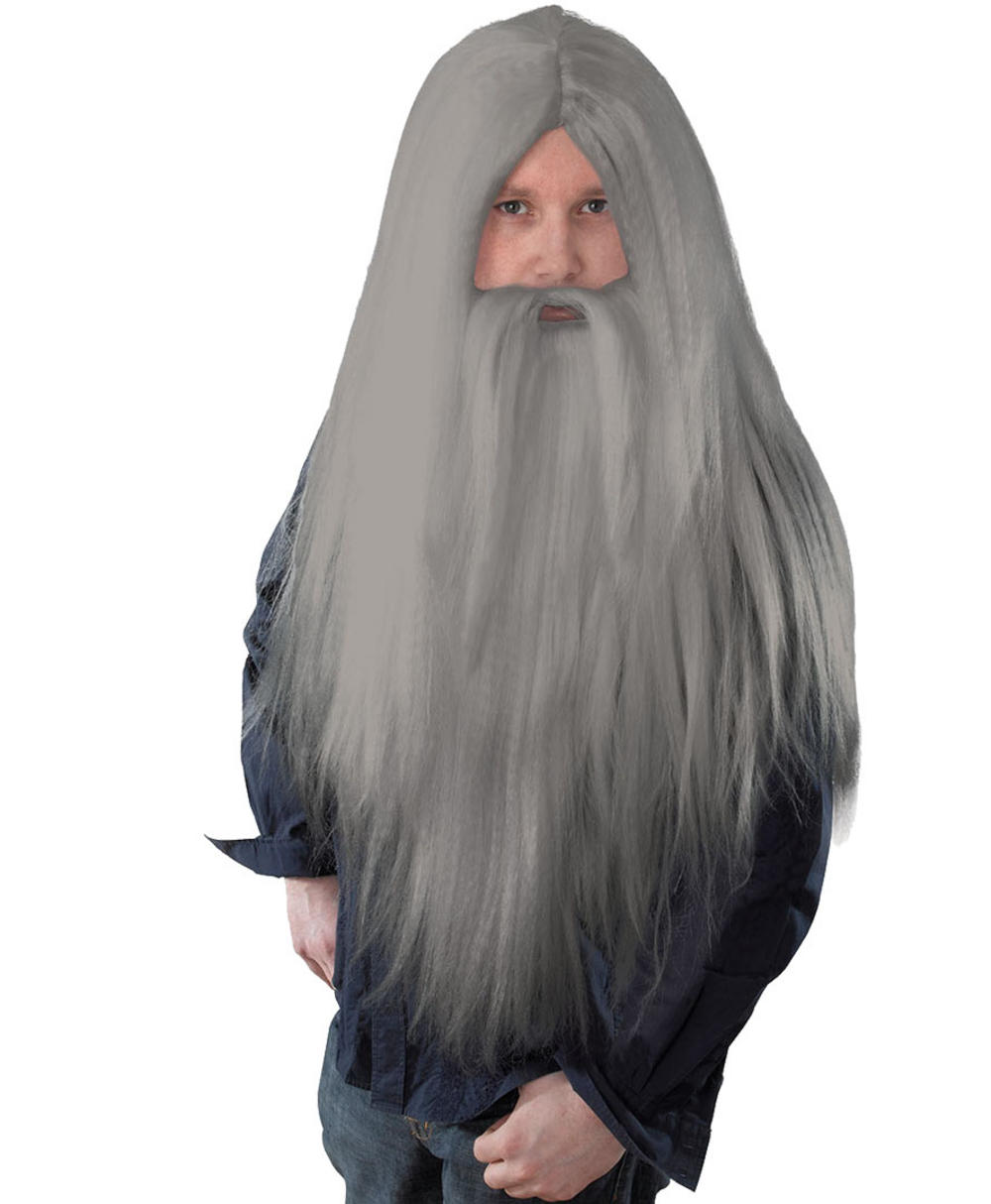 Wizard Wig And Beard 10