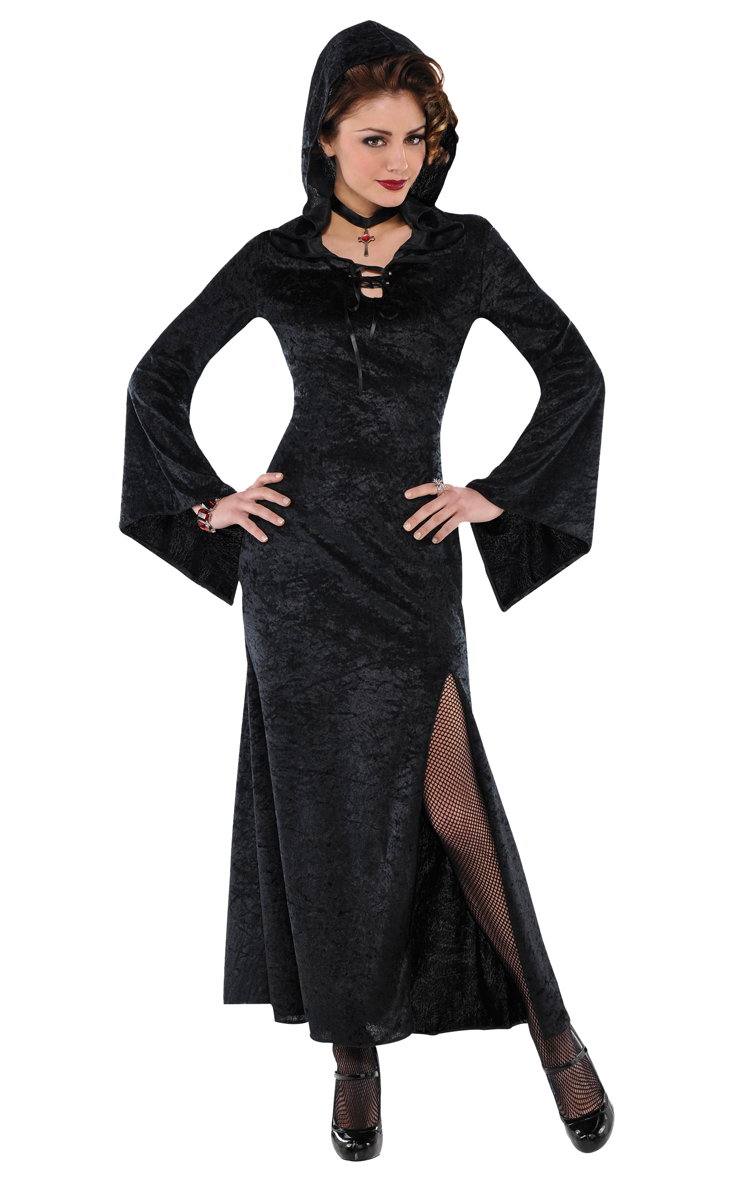Fantastic Vampire Queen Plus Size Halloween Costume HF5080 Plus Size Fancy