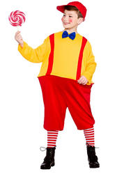 Tweedle Twin Boys Costume