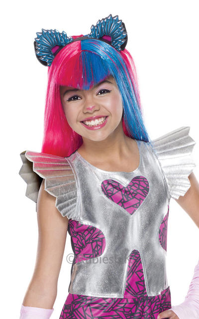 Catty Noir Monster High Wig
