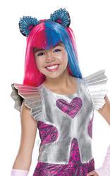 View Item Catty Noir Monster High Wig