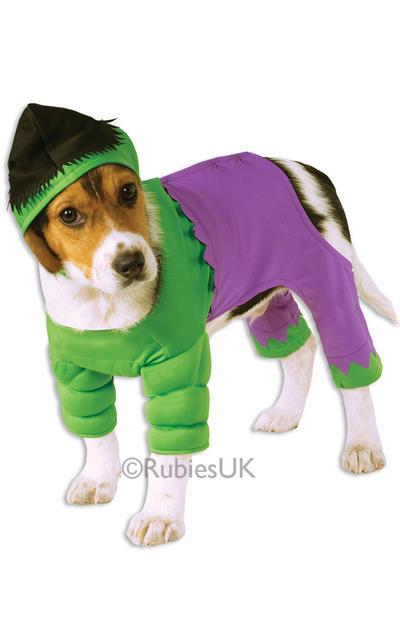 Hulk Pet Dog Costume