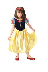 Girl's Snow White Disney Classic Costume