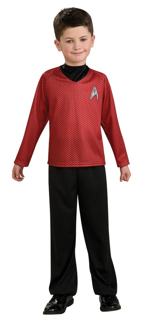 Scotty Star Trek Boys Fancy Dress Space Uniform Kids Movie  sc 1 st  Meningrey & Kids Movie Star Costume - Meningrey