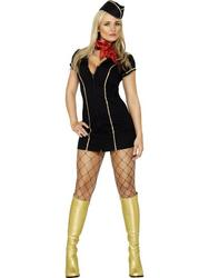 View Item Fever Fly Me Air Hostess Costume