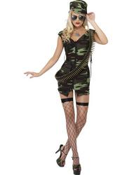 View Item Fever Combat Girl Costume