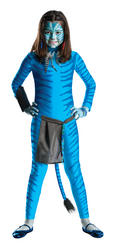 View Item Girls' Avatar Neytiri Costume