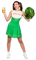 Cheers Cheerleader Costume