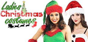 Ladies Christmas Costumes