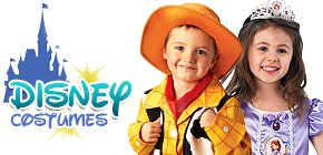 Kids Disney Costumes