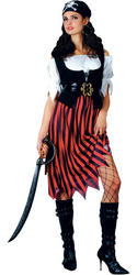 View Item Pirate Lady Costume