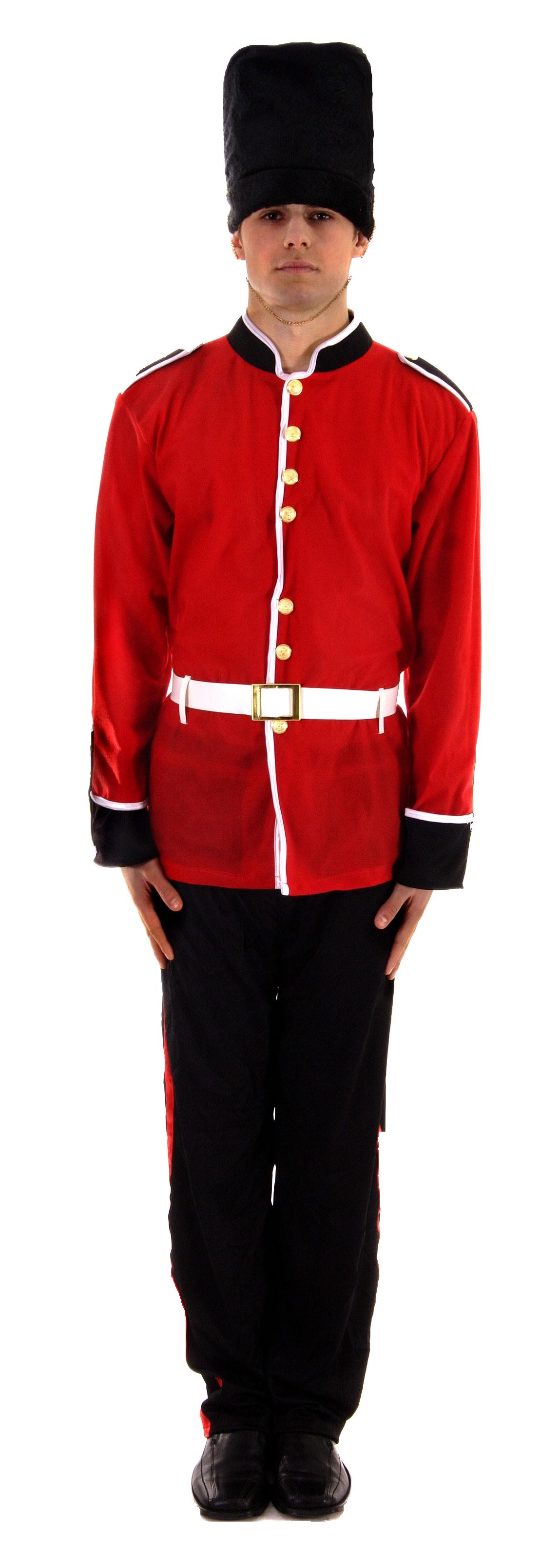 British Royal Guard Uniform 17