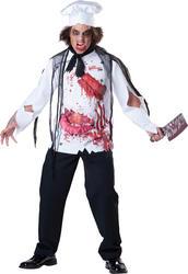 Goremet Chef Mens Costume