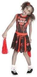 Undead Cheerleader Girls Costume