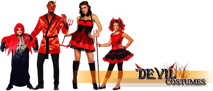 Browse Devil Costumes