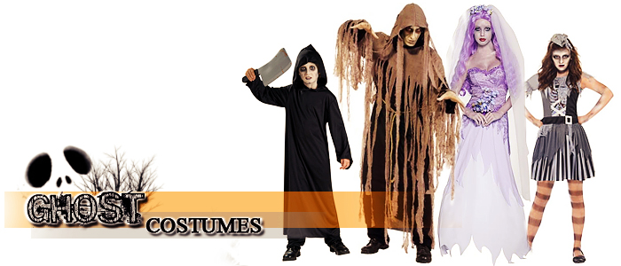 Browse Ghost Costumes