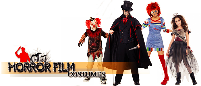 Browse Horror Film Costumes