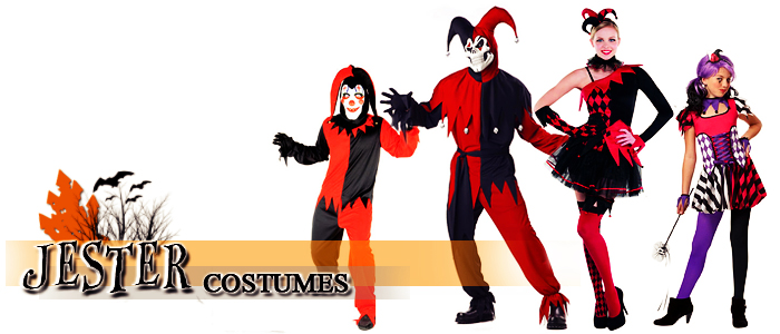 Browse Jester Costumes