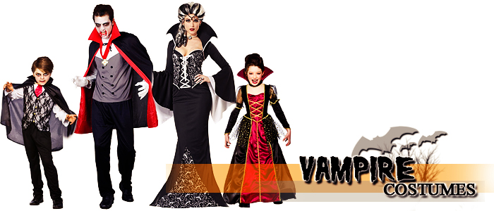 Browse Vampire Costumes