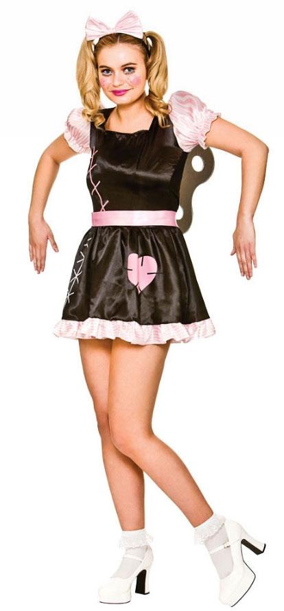 Wind Up Doll Halloween Costume
