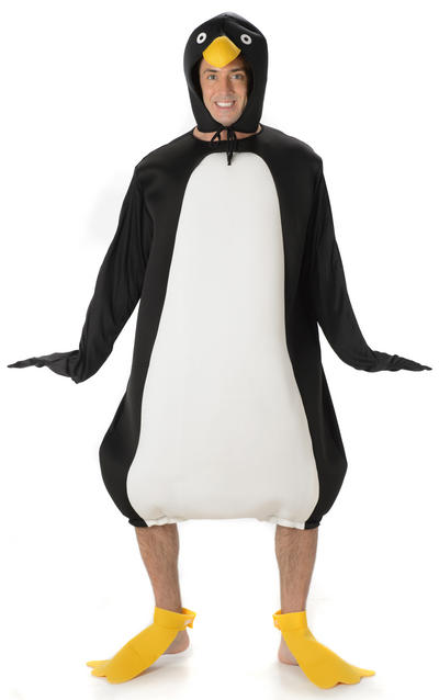 Penguin Adults Costume