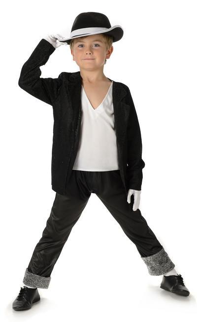King of Pop Boys Costume
