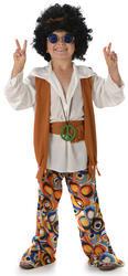 Peace Hippie Boys Costume