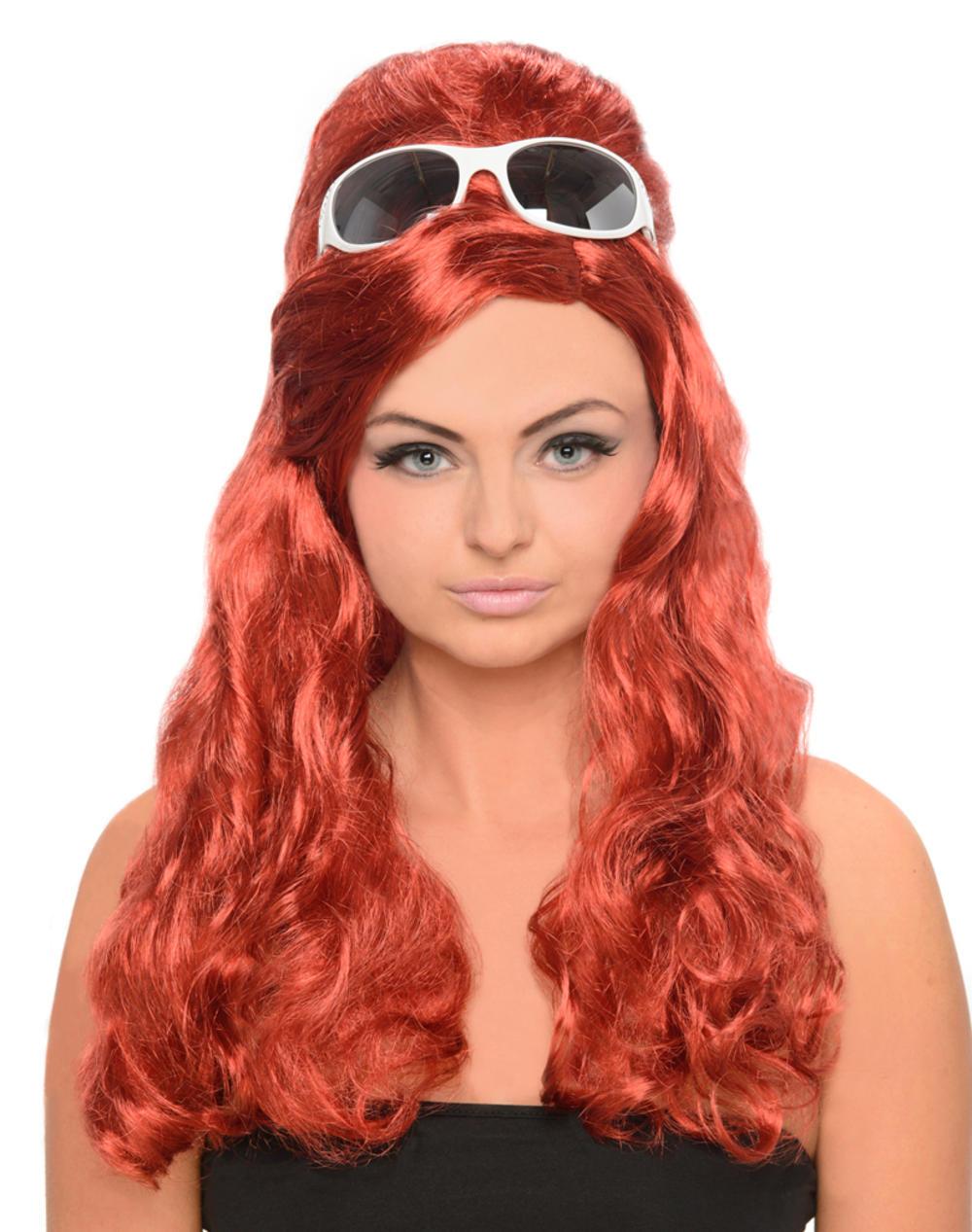 Curly Wig Fancy Dress 23