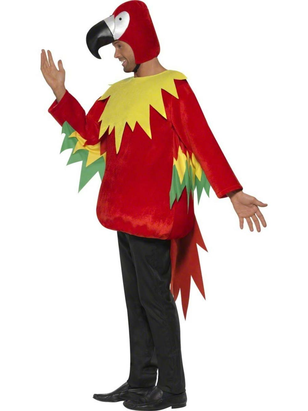 Parrot Costume | Pirate Costumes | Mega Fancy Dress