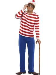View Item Where's Wally Costume