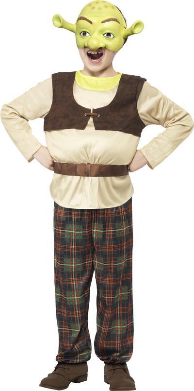 Shrek Boys Costume