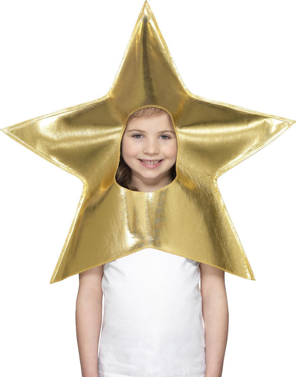 Как сделать звёздочку костюм