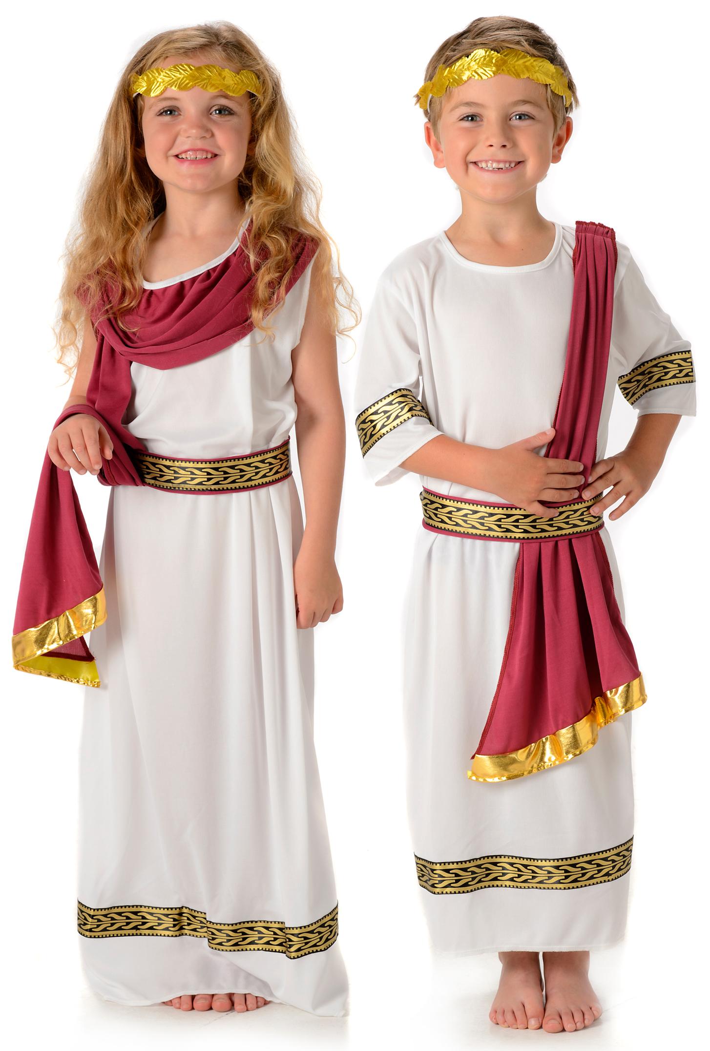 Ebay Kids Roman Costume