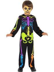 View Item Neon Skeleton Costume