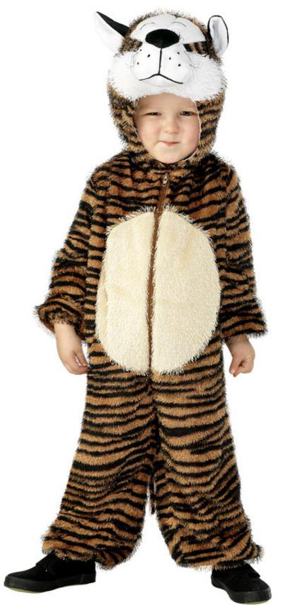 Kids' Tiger Costume