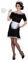 View Item Classic French Maid Costume