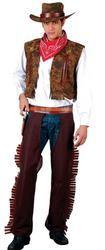 View Item Western Cowboy Costume