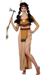 View Item Indian Squaw Costume