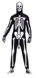 View Item Skeleboner Halloween Costume