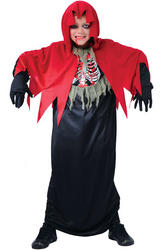View Item Kids' Devil Zombie Costume