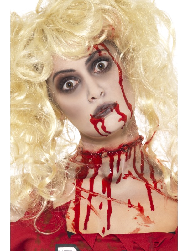 Zombie make-up anleitung