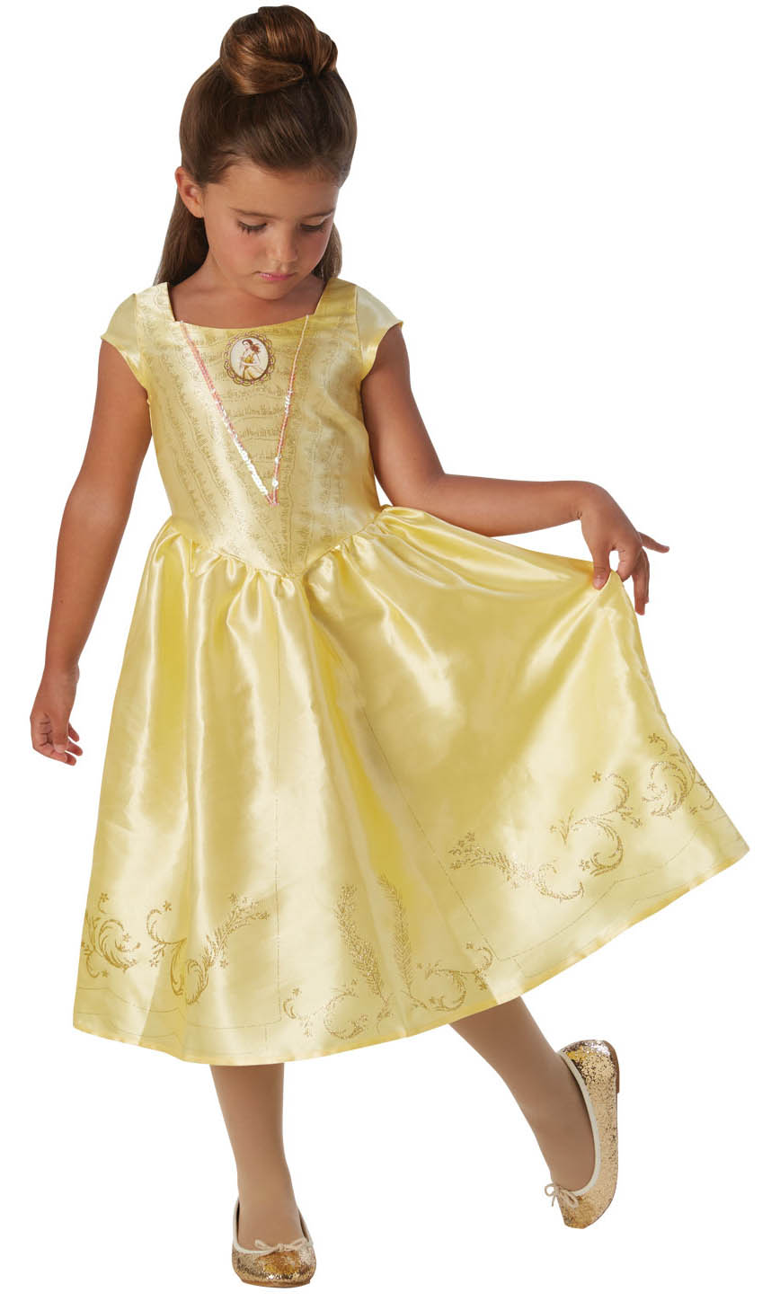 live action belle beauty and the beast fancy dress disney