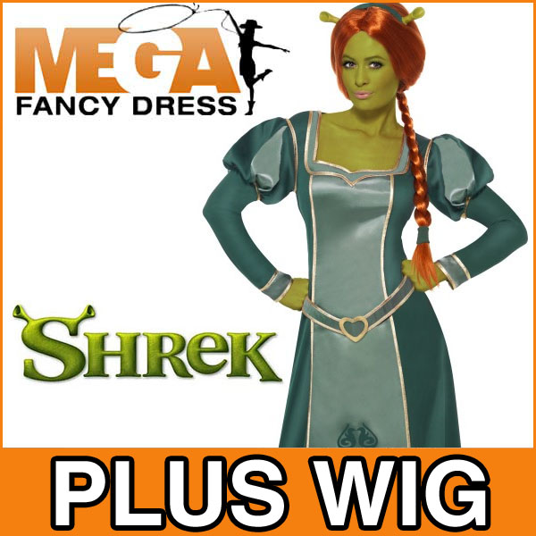 Princess Fiona Shrek Fancy