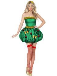 View Item Fever Festive Christmas Tree Costume